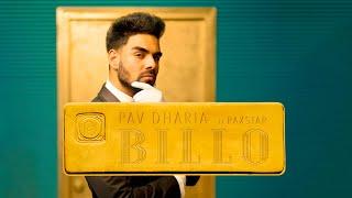 Pav Dharia - BILLO ft. Raxstar & Manav Sangha (Official Lyric
