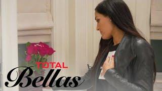 John Cena Leaves Love Letter for Nikki Bella After Breakup | Total Bellas | E!