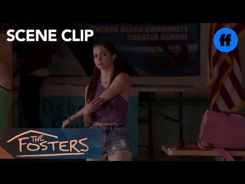 The Fosters 2.04 (Clip 'Hayley & Jesus')