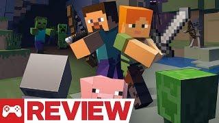 Minecraft:NewNintendo3DSEditionReview