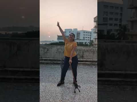Shivani dedicates her World Stroke Day dance chain challenge to stroke survivors