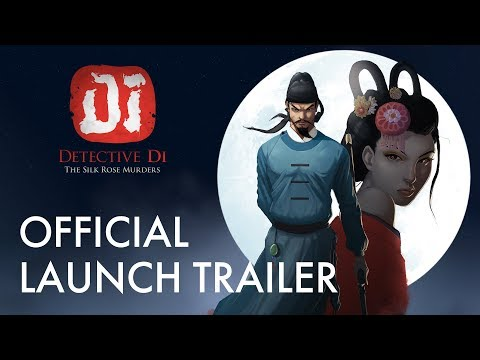 Detective Di: The Silk Rose Murders - Official Launch Trailer thumbnail