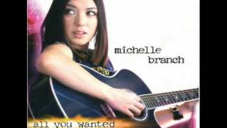 [HQ] All You Wanted   Michelle Branch [Lyrics]