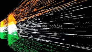 Indian flag animation video | Indian flag background video effects hd, Indian flag full screen video
