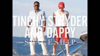 Tinchy Stryder & Dappy - Spaceship (AUDIO)