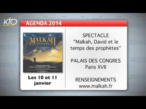 Agenda 12 décembre 2014