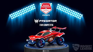 3e Periode | Speelronde 17 | Keuken Kampioen Divisie Esports Predator Fan Competitie