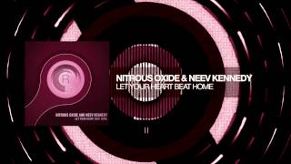 Nitrous Oxide & Neev Kennedy   Let Your Heart Beat Home (Original Mix) RNM
