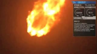 SpaceX Dominates Comeback Flight: Important Scenes/Info