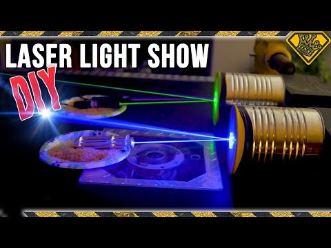 How To Make a Laser Party