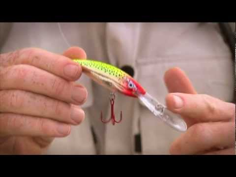 Воблер RAPALA TAIL DANCER DEEP TDD11-BFL фото №1