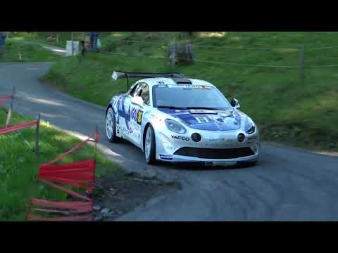 Retour sur le rallye Mont-Blanc Morzine 2020...