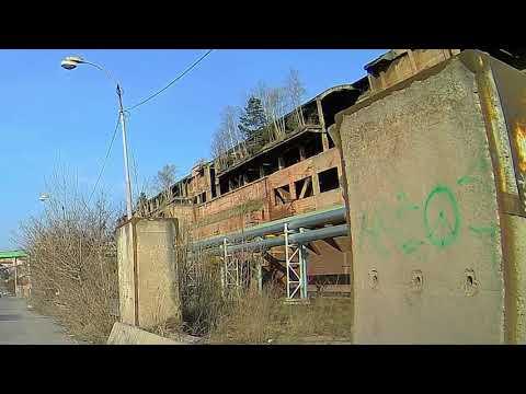 Urbex? Koksovna Poldi SONP ~ Car DVR demo: Mio MiVue J85+MiVue A30 ~ Česky ⁴ᴷ #MIOkamery