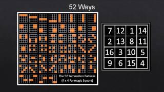 The magic, myth and math of magic squares   Michael Daniels