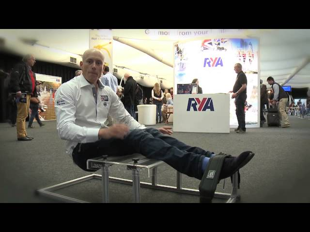 Hiking Masterclass - Top Tips for Laser Sailing - Improve your racing with Nick Thompson