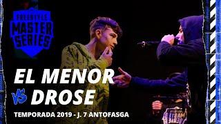 DROSE VS EL MENOR FMS CHILE JORNADA 7 OFICIAL