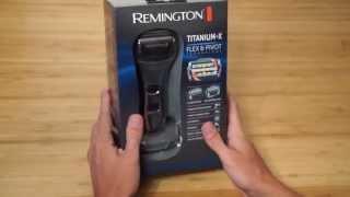 Remington F7800 Folienrasierer: Unboxing und erster Eindruck! - Der Durchschnittskunde