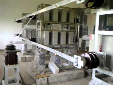 Lắp đặt hệ thống lọc sóng hài 22kV tại nhà máy thép Thành Đô