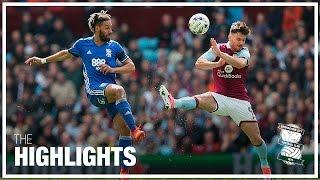 Aston Villa 1-0 Birmingham City   Championship Highlights 2016/17