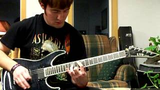 Avenged SevenFold- Radiant Eclipse Guitar Cover