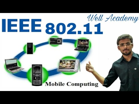 Wireless Communication Lecture - -  IEEE 802.11 Architecture | Services (Eng-Hindi) Mp3
