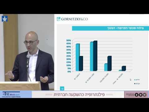 פילנתרופיה פרטית בישראל - חסמים והזדמנויות
