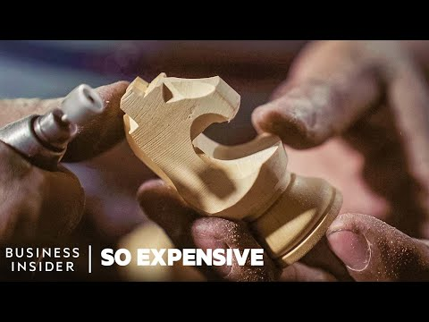 Making Expensive Championship Chess Sets