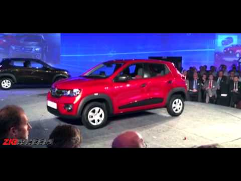 Renault Kwid :: WalkAround Video :: ZigWheels