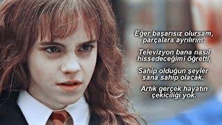 MARINA - Oh No! (Türkçe Çeviri)    Hermione Granger