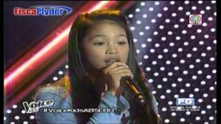 The Voice Kids Philippines - Kyle Bernido ( Complete Clip / Full Screen )