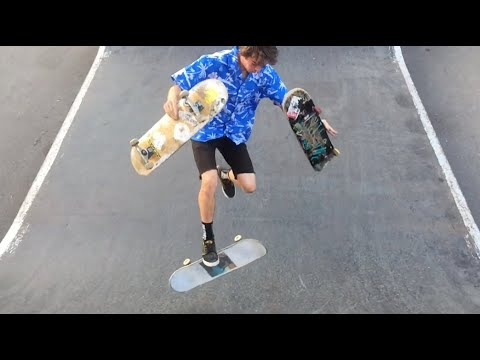 Making Skateboarding Tricks Look Easy