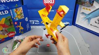 Siku - Sikuworld Fire fighting Plane - 1793 - REVIEW