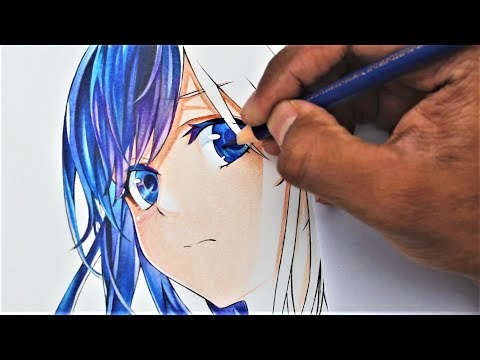 Real Time Skin ,Eye and hair Coloring  - (三色院菫子)ORESUKI