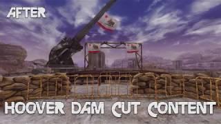 Hoover Dam Cut Content