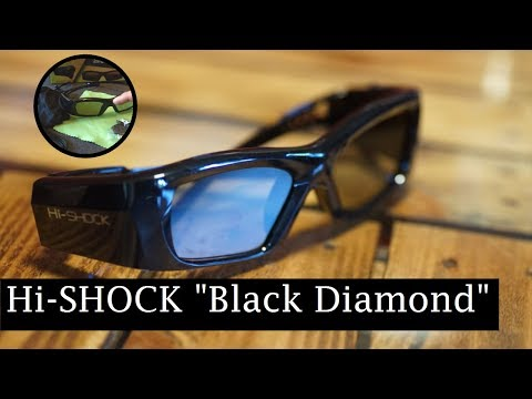"Hi-SHOCK 3D Brille ""Black Diamond"" im Test - Die beste 3D Brille?"