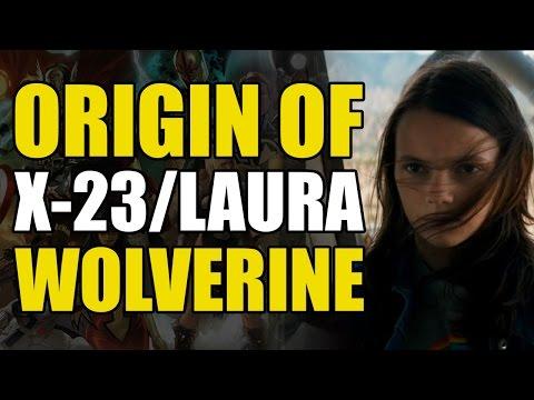 The Origin of X-23/Laura Kinney (X-23: Innocence Lost)