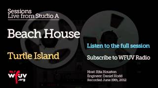 "Beach House - ""Turtle Island"" (Live, Music Only)"