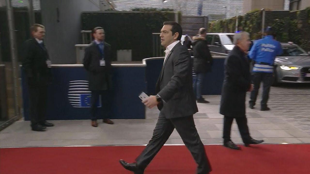 Ισχυρή στήριξη του Ευρωπαϊκού Συμβουλίου προς την Ελλάδα στο ζήτημα των δύο στρατιωτικών