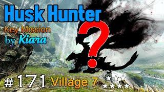 MHGU Chapter 171 Village 7 ★ HUSK HUNTER Gather Mission KEY QUEST Gameplay