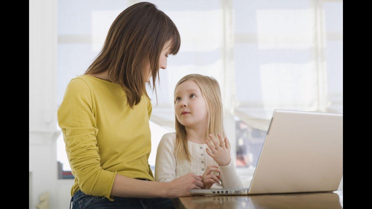 Qué es un sitio web seguro. Seguridad de los niños en internet
