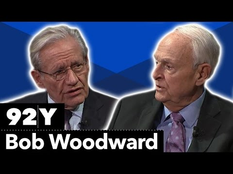 After the Election, Now What? Bob Woodward with Bernie Swain