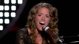 Angela Miller - You Set Me Free - From American Idol
