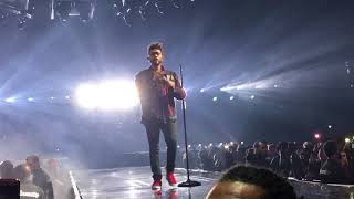 The Weeknd - Earned It (Fifty Shades Of Grey) [LIVE]
