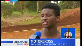 Fifth round of Kenya Motorcross championships comes to an end