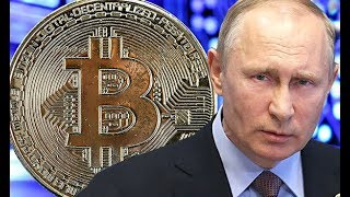 BREAKING: Putin Fully Endorses Blockchain Techhonology: Russia Has Oil and Gas But We Need Cryptos