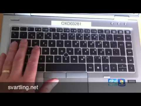Hands-on: HP EliteBook 8460p