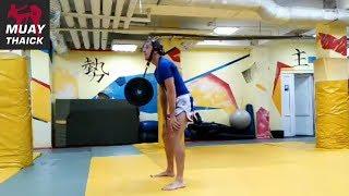 Бой с тенью + физо - тренировки тай-кик бокса, мма, бокса