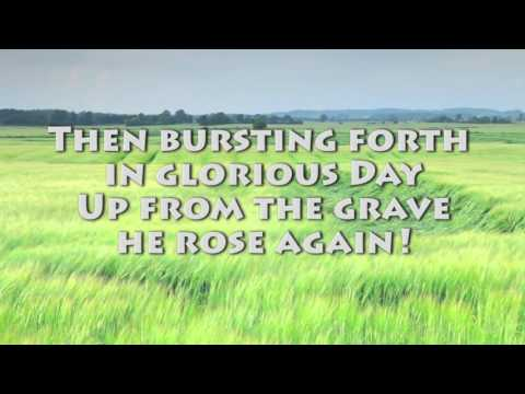 In Christ Alone Instrumental with Lyrics