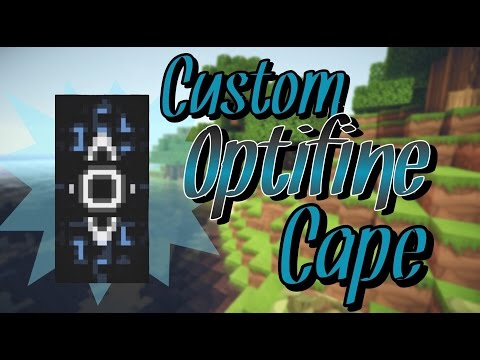 How to get a custom cape on minecraft 1 10 using otifine