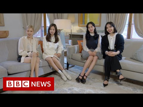 K-pop superstars Blackpink in climate change message - BBC News